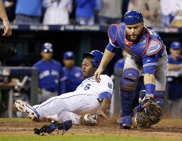 The Royals' aggessive baserunning will be a huge World Series factor