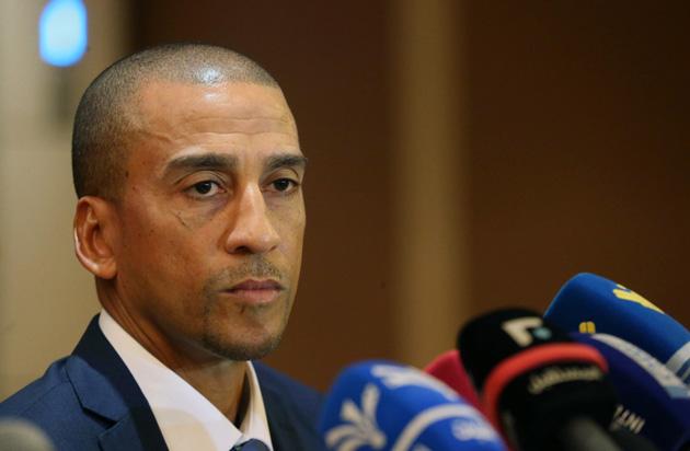 David Nakhid, FIFA presidential candidate