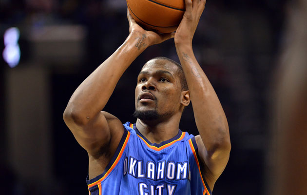 kevin durant free agent
