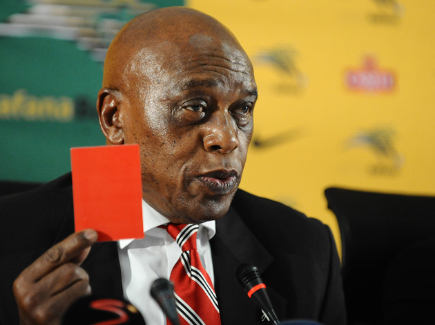Tokyo Sexwale, FIFA presidential candidate