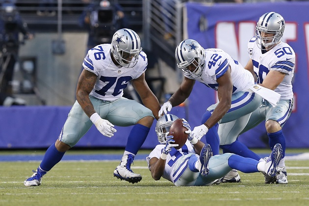 The Cowboys needed a player like Greg Hardy to help bolster their defensive line