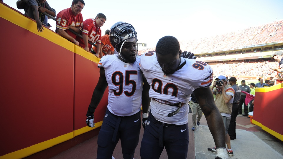Jeremiah Ratliff was mysteriously cut by the Chicago Bears, and then more details came out about repeat behavior.