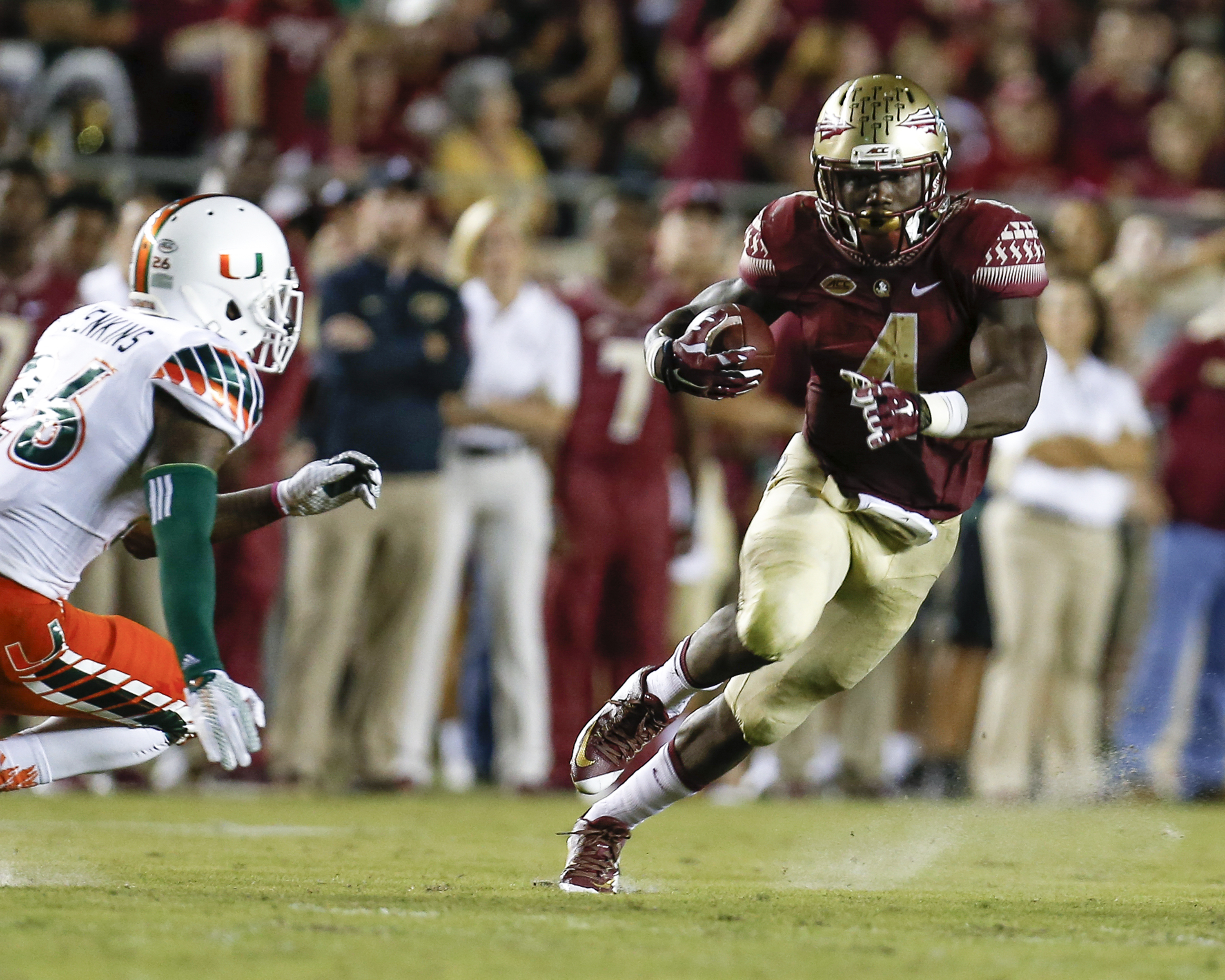 Florida State: RB Dalvin Cook (ankle) out vs. Syracuse   SI.com