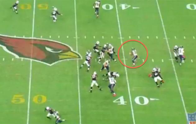 23 yards vs. Cardinals