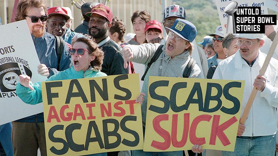 Washington Redskins scabs: How strike paved way for Super Bowl