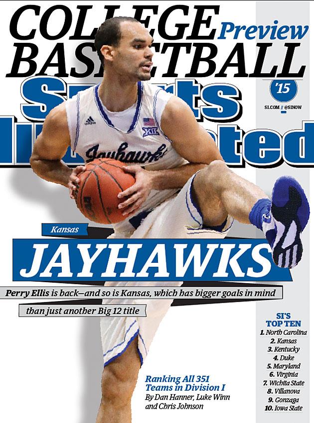 Perry Ellis, Kansas Jayhawks