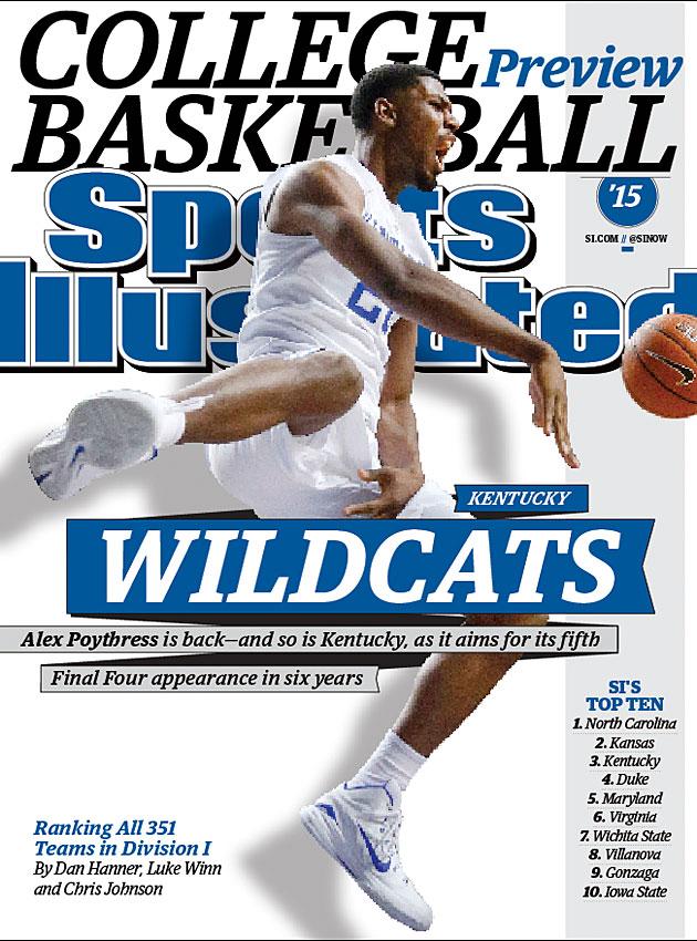Alex Poythress Kentucky Wildcats