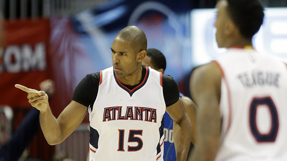 Non-traditional big-man 3-point shooters like Al Horford are impacting the shot's success rate