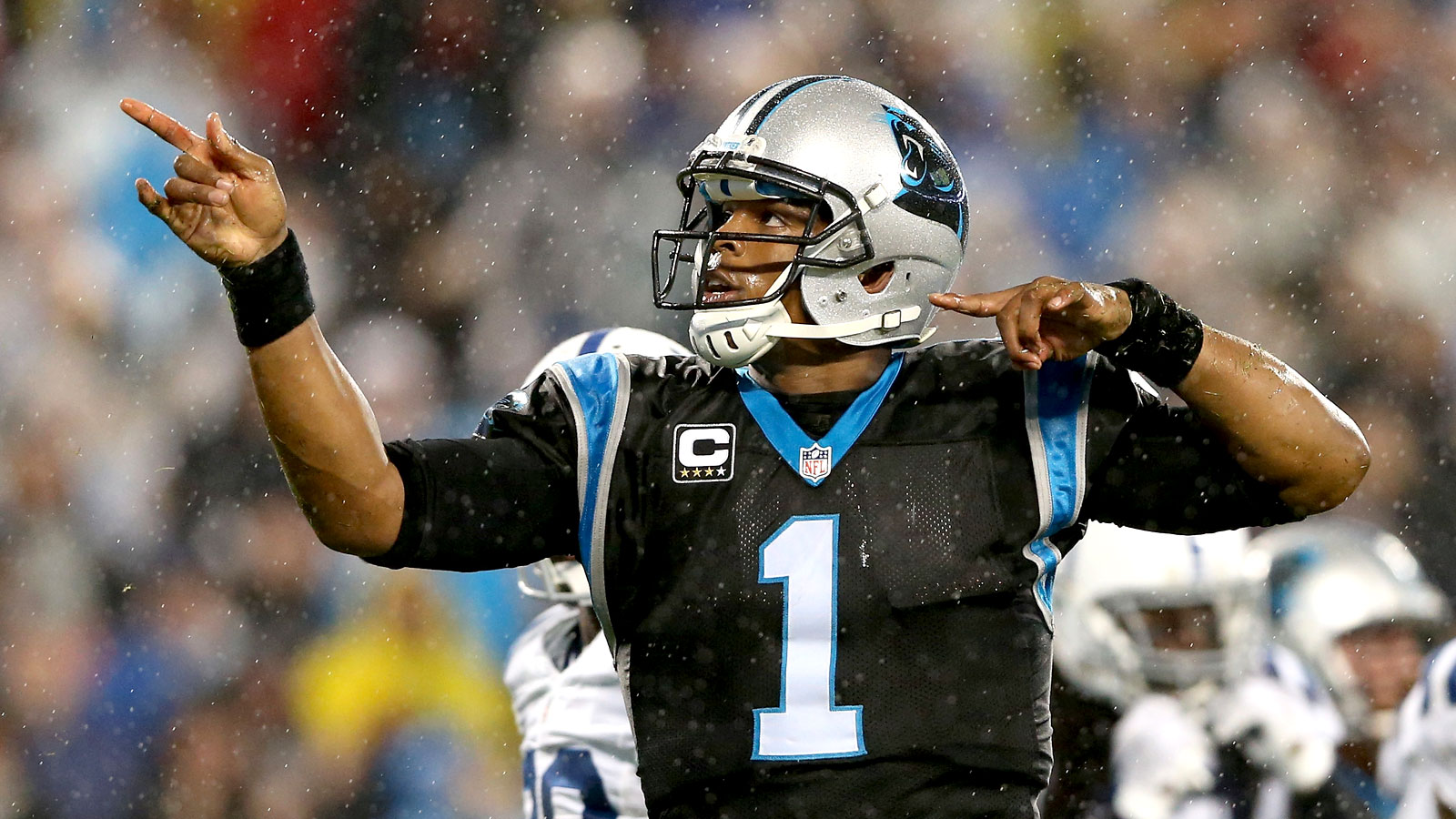 Newton and the unbeaten Panthers are fourth in the league in per-game scoring.