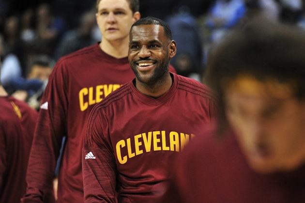 LeBron James of the Cleveland Cavaliers would be a prime candidate for the loyalty exception.