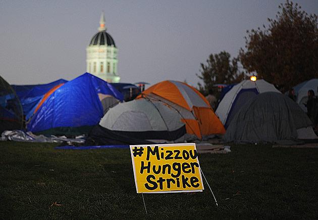 Missouri hunger strike