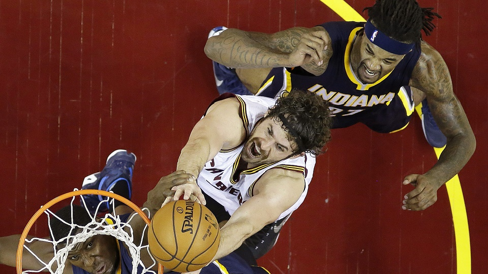 Kevin Love has been a big piece of the Cavaliers' good start