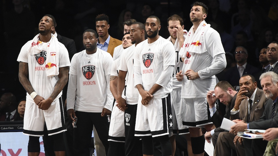 The Brooklyn Nets have been a trainwreck during the 2015-16 season.
