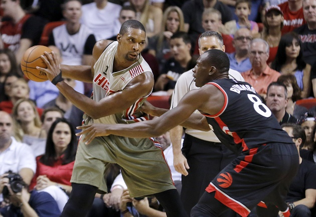 Trading Chris Bosh could provide the assets and relief the Miami Heat need