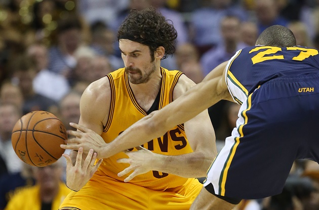 Will Kevin Love ultimately move on from the Cleveland Cavaliers?