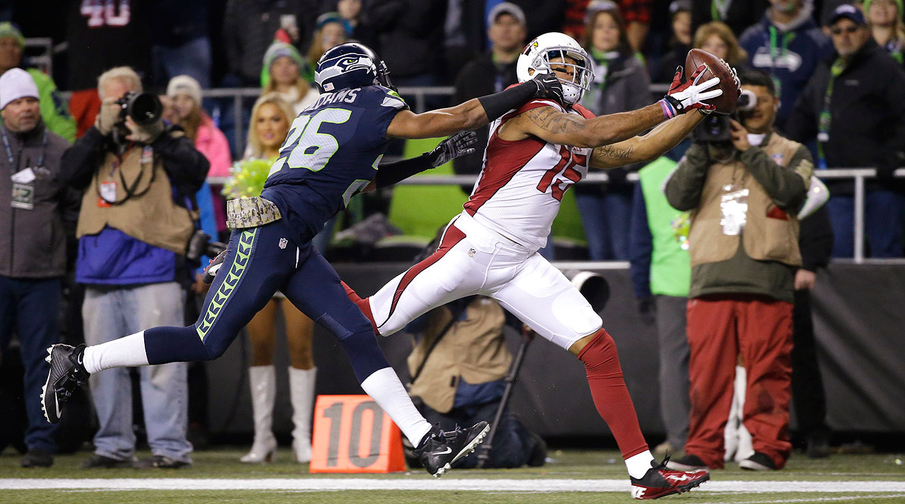 Michael Floyd's two touchdown receptions were part of the Cardinals' assault on the Seahawks secondary. Arizona finished with 363 passing yards.