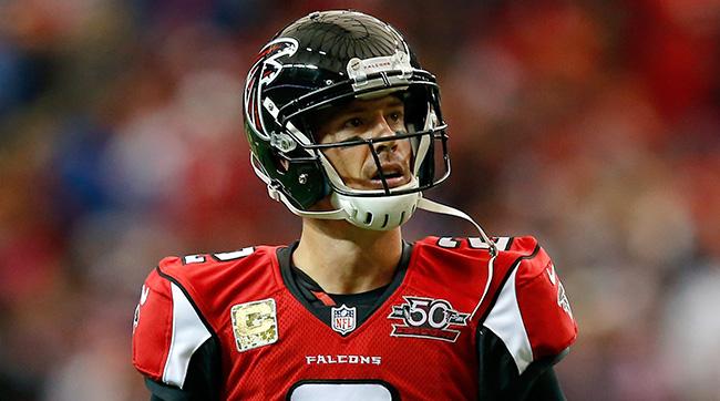 Matt Ryan, Falcons QB