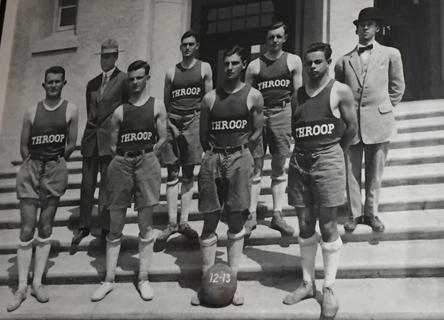At Caltech, athletic success became something of a stigma. Students boasted about how bad their teams were to show how smart they were.