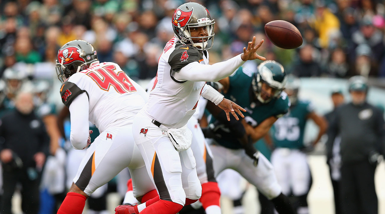 Jameis Winston has led the Bucs to a 5-5 record, a tiebreaker away from an NFC wild-card spot if the playoffs started today.