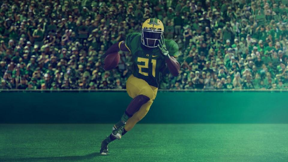 photos oregon ducks football uniforms vs oregon state si com