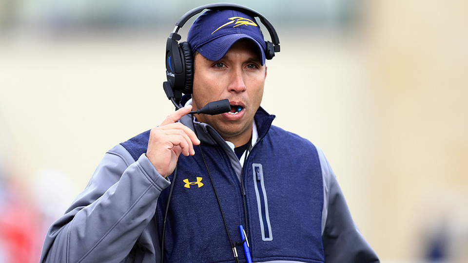 Campbell spent the past four seasons at Toledo.