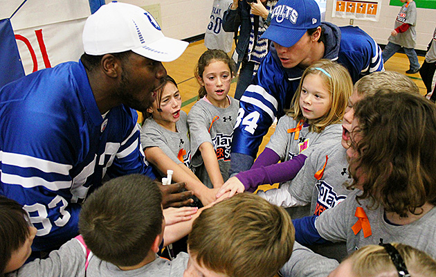 Courtesy of the Indianapolis Colts
