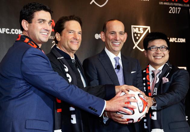 LAFC, MLS