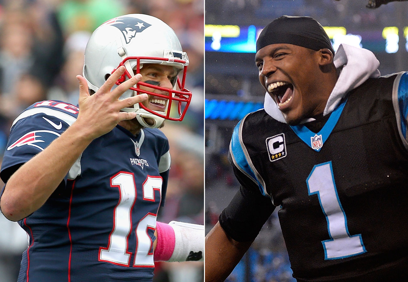 Tom Brady and Cam Newton could meet in Super Bowl 50.