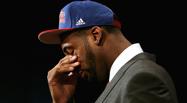 Andre Drummond Detroit Pistons NBA draft