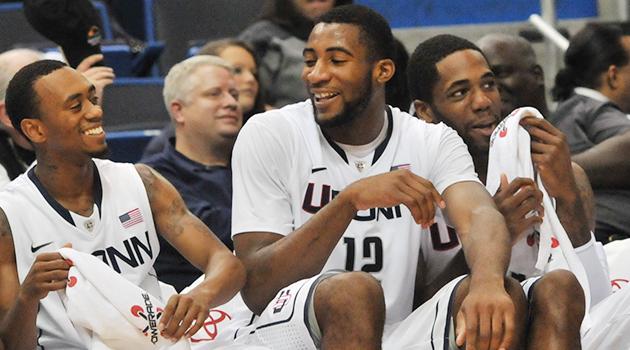 Andre Drummond Detroit Pistons UCONN Sports Illustrated