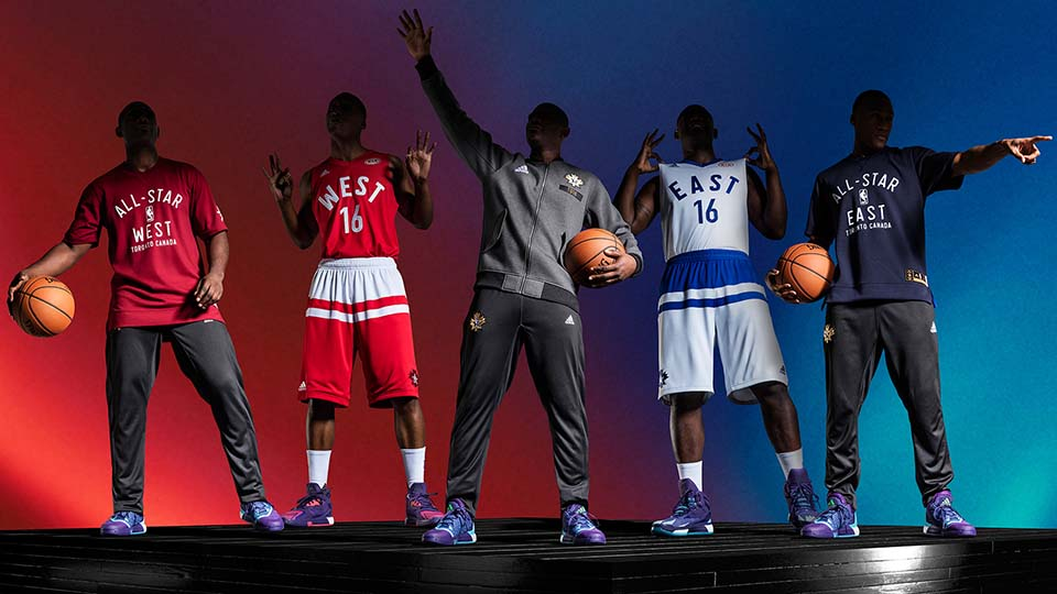 NBA All-Star Jersey
