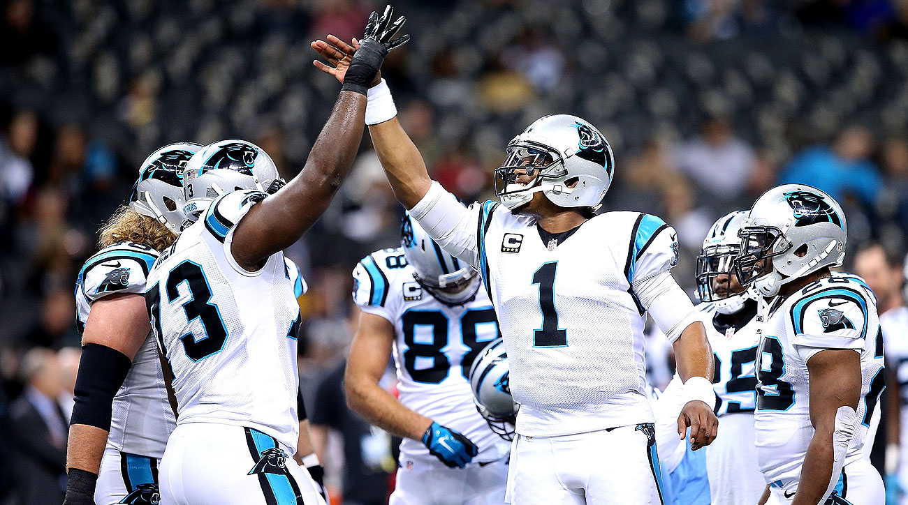 The Panthers haven't lost a regular season game since Nov. 30, 2014.