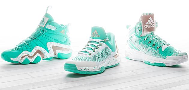 Adidas NBA Christmas Day shoes