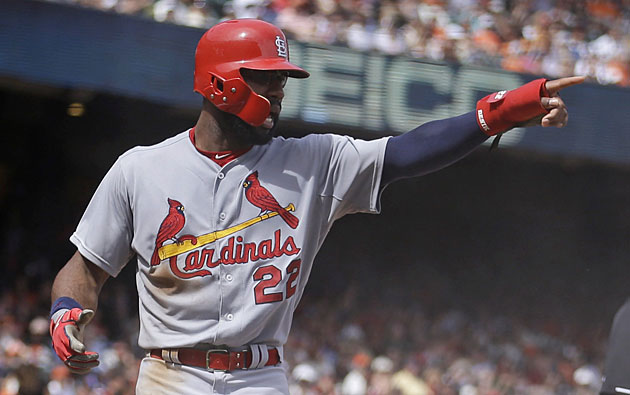 Jason Heyward, St. Louis Cardinals
