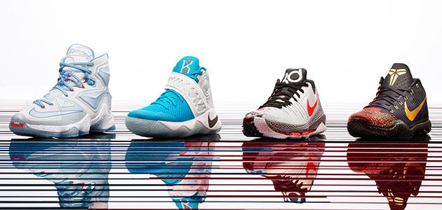 Nike NBA Christmas Day shoes