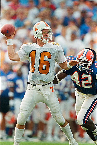 Peyton Manning Tennessee vs. Florida