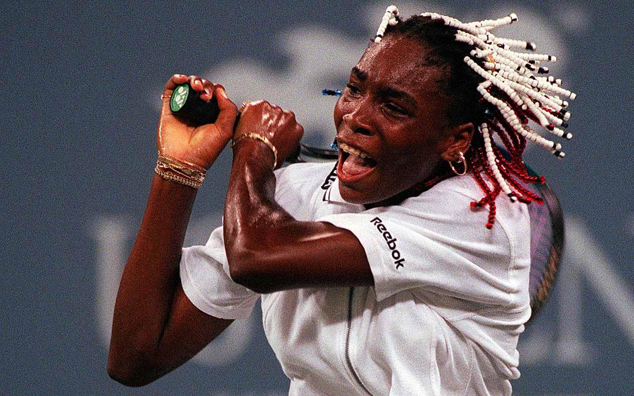 Venus Williams 1997 U.S. Open