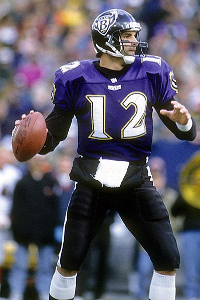 Vinny Testaverde Ravens