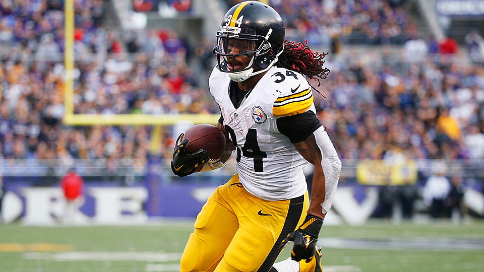 DeAngelo Williams is one of the leaders of the All-Value fantasy team of 2015