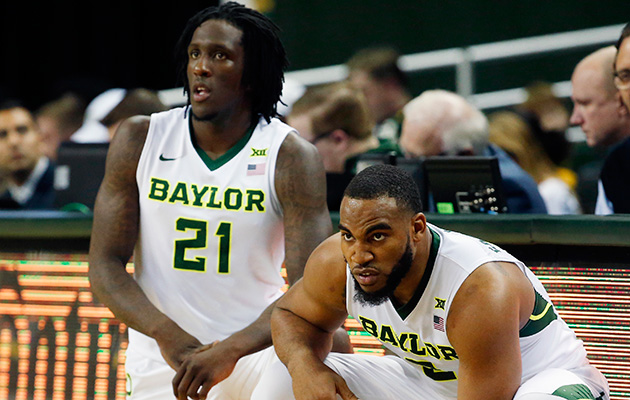 Taurean Prince, Rico Gathers