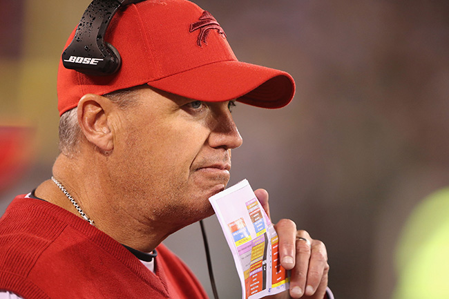Rex Ryan has gotten the best of Jets offensive coordinator Chan Gailey in the past.