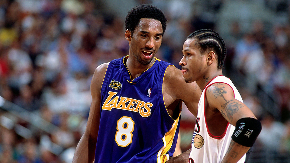 d4ca2e0ea2b6 ... Lakers could retire two different jersey numbers for Kobe Bryant ...