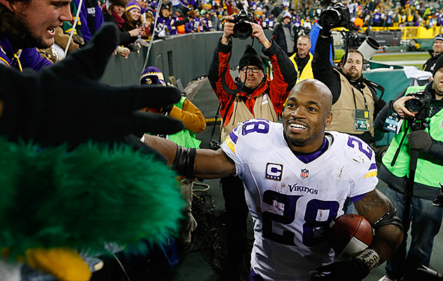 1696513ed Adrian Peterson on parenting