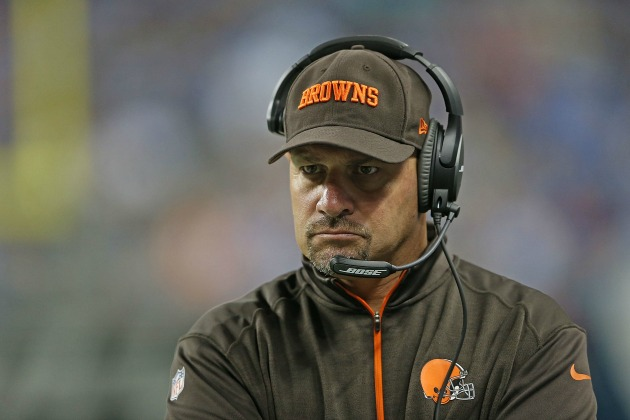 Mike Pettine fired by Cleveland Browns