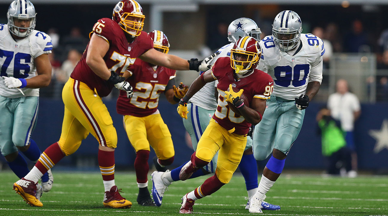 Jamison Crowder and Washington capped a surprising regular season with a win over the Cowboys.