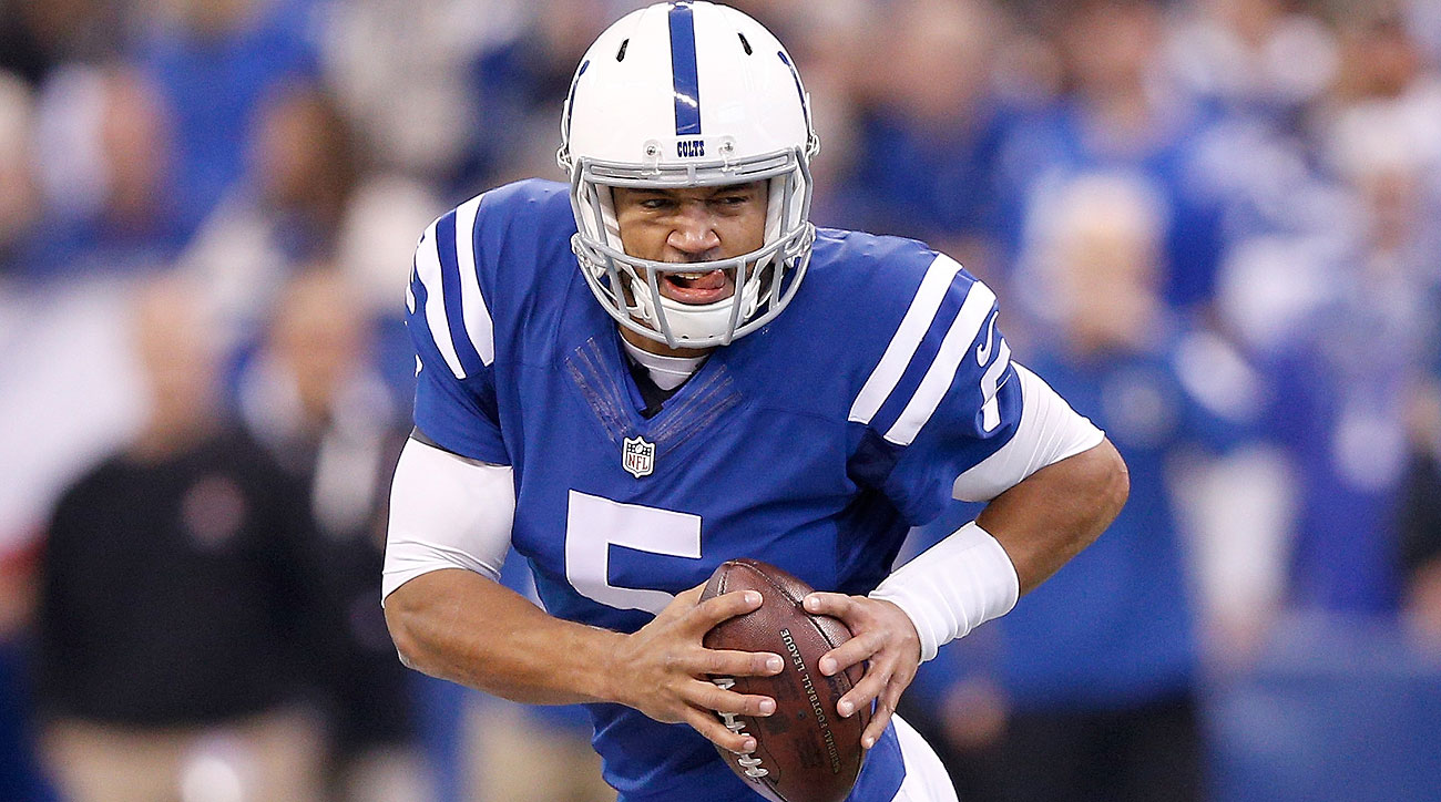 Before Sunday, Josh Freeman last played in an NFL game in Week 6 of the 2013 season.