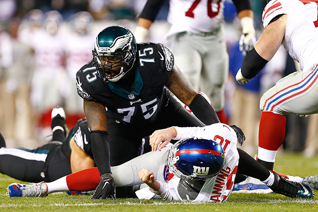 I'd take free agent Vinny Curry on my team in a second. So would Eli.