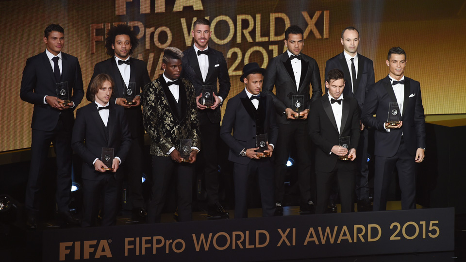 productions fifpro world xi - photo #7