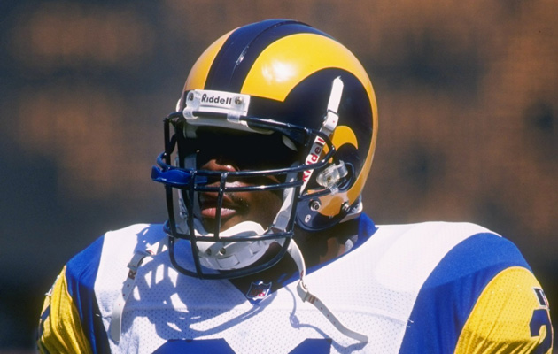 Lawrence Phillips Rams