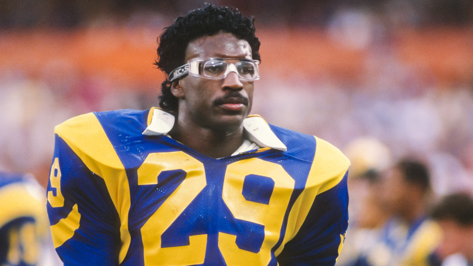 Los Angeles Rams Former Rb Eric Dickerson Happy With